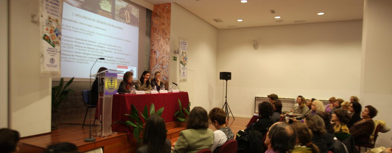 Invitación a la jornada 'Descubriendo el valor, la dignidad y el papel de la mujer en la construcción de la paz'