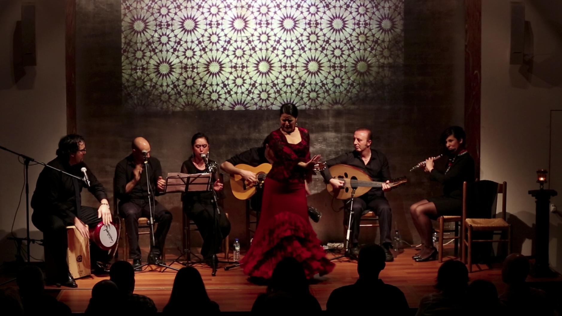 Concierto Benéfico Flamenco a la Turca