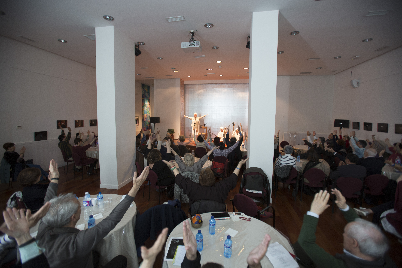 COMUNICADO 5ª Sesión Ciclo Piedra Angular para la Paz