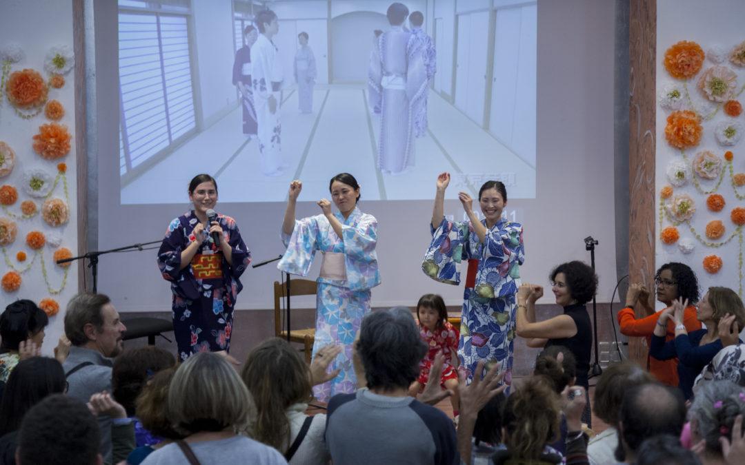 Celebración 150 Aniversario de Relaciones Hispano-Japonesas