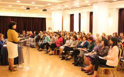 Conferencia Anual de WFWP Europa en Albania 2018