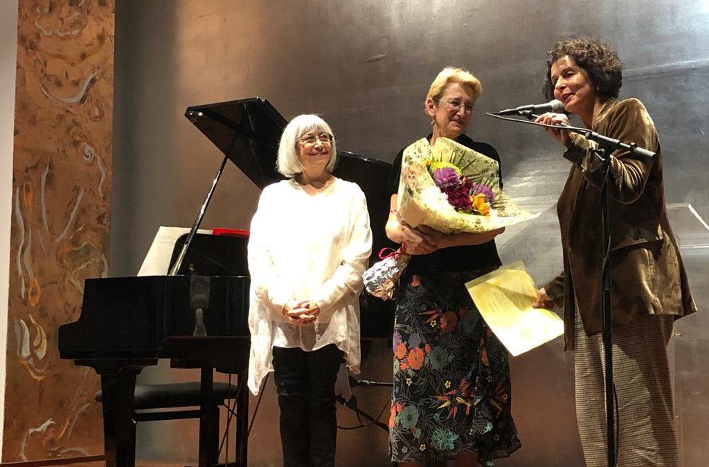Concierto Sally Pinkas