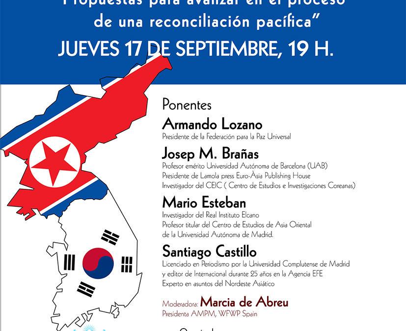 Las Relaciones entre Corea del Sur y Corea del Norte: propuestas para una reconciliación pacífica