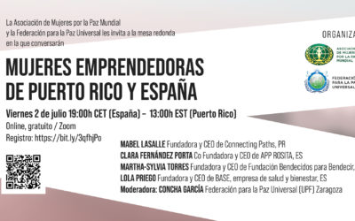 Mujeres Emprendedoras de Puerto Rico y España